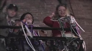 Mardi Gras Loose Women - Wayne Enterprises