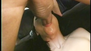 deep throat in all holes