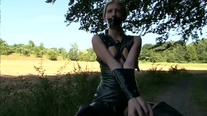 Outdoor Bondage Kink - Absurdum Productions