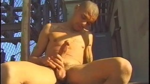 Hot Thug Jerking Off Outdoors - Pacific Sun Entertainment