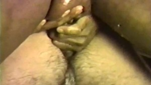 Vintage Hairy Fuck - The French Connection