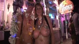 Halloween Key West Florida