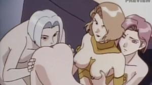 Hentai Movie - Orgies and Ange