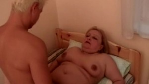 Fat amateur mature wife fucked