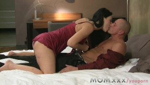 MOM Cougar wife fucks her lover