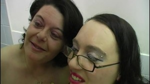 Amateur British facial cumshot compilation