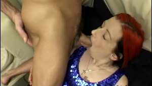 Watch Clair take a big cock up her ass