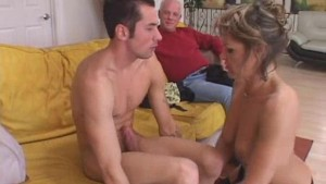 Kelly Leigh and Young Stud