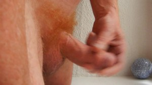 Orgasmus - Orgasm 56th - I cum after 2 and a half hours wank (precumming heavily twice in between)