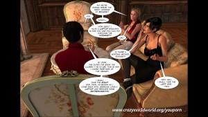 3D Comic: Vox Populi. Episode 2