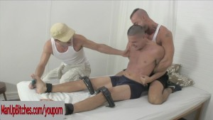 Jessie Colter + Lance Hart Foot Fetish Foot Jobs Tickling and Chastity