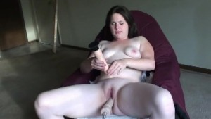 Getting fucked hard by the Sex Machine.