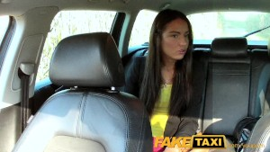 FakeTaxi Hot Budapest girl in