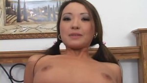 Horny Teen Miko Synz Is Skilled In Making His Prick Happy