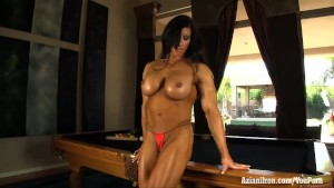 Aziani Iron Angela Salvagno fl