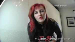 Dominanter Dirty-talk mit BBW Taylor-Burton