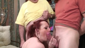 Chubby milf fucked by her friends - Telsev