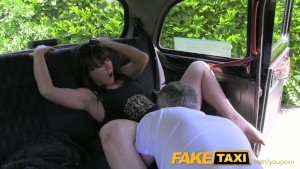 FakeTaxi Married woman seeks extra cock