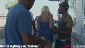 большой черный член большие сиськи блондинка минет сперма в жопе групповуха межрасовый секс тощий татуировки молоденькие девушки фото 1