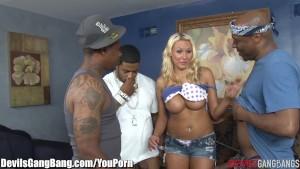 большой черный член большие сиськи блондинка минет сперма в жопе групповуха межрасовый секс тощий татуировки молоденькие девушки фото 5