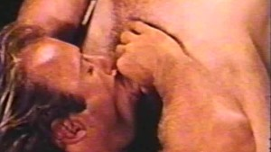 Vintage threesome sucking and licking - Blue Vanities