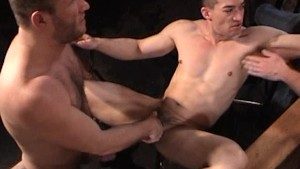 Studs Have Sex In A Bar - Factory Video