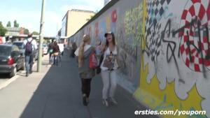 Spaziergang durch Berlin.!