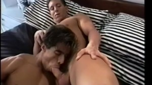 Muscle Men from the 80s fucking - Stallion Video