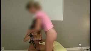 teen bondage casting