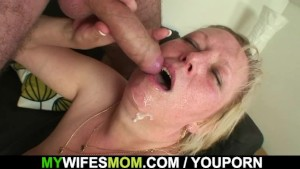 She seduces him while his wife
