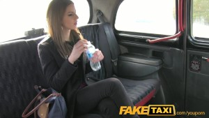 FakeTaxi Innocent student does