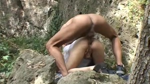 Fucked in the ass with mother nature - Telsev
