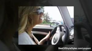 Shylas Home Video Ralley Racing