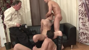 Young hung and full of cum - Telsev