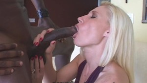 MILF Shared With Black Friend