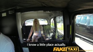 FakeTaxi Ex girlfriend still likes it in the ass