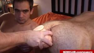Fist and dildo