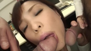 Asian office threesome - Dreamroom Productions