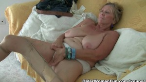 Big titted grandma Isabel collection