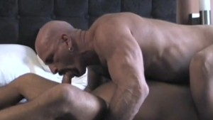 Tattooed 69 sucking - Daddy Oohhh Productions