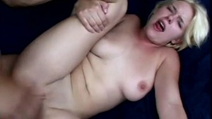 Beautiful Breasted Babe Fucked