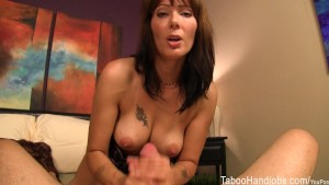 Mother s Day Seduction - Zoey Holloway Taboo Handjob