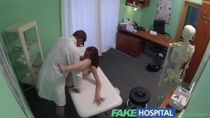 FakeHospital Passionate redhea