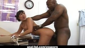 Busty nurse Ava Devine gets that big cock