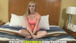 Private Casting X - This kitte