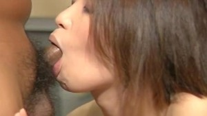 Busty girl Minayo Okamoto gets a good stuffing