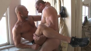 Huge muscles to fuck with - Factory Video