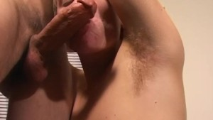 Cum on my pits - Factory Video