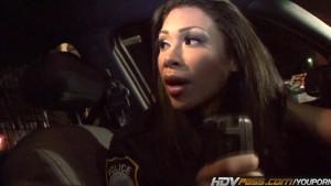 HDVPass Babe Cop Cassandra Cru