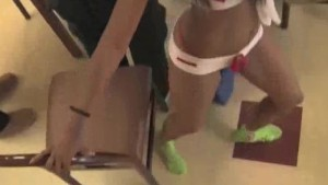 tiny college freak toss pussy at nursing home